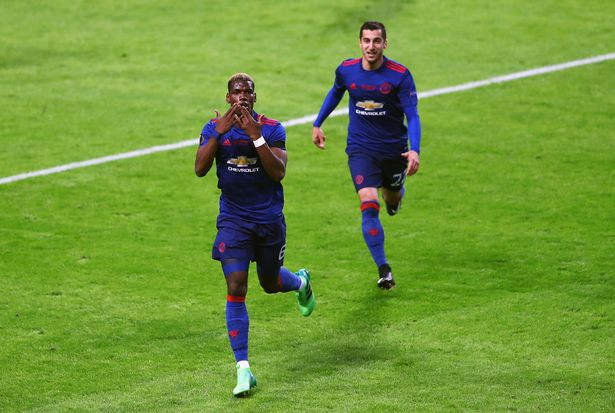 Mkhitaryan opens up on what bothered him about Pogba treatment at Man Utd