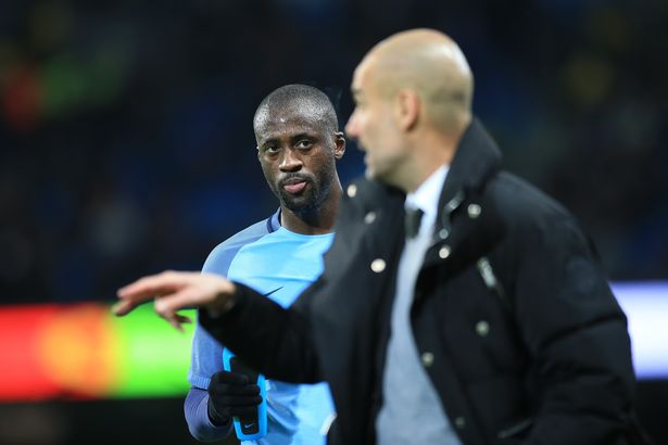 Yaya Toure's letter to Pep Guardiola as he attempts to finally end feud