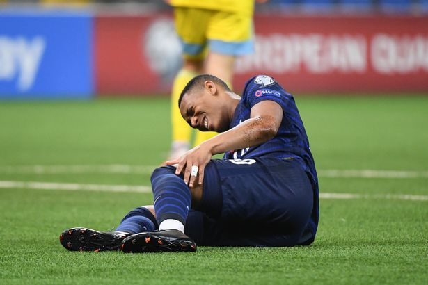 Man Utd receive Anthony Martial injury blow with striker set to miss key matches