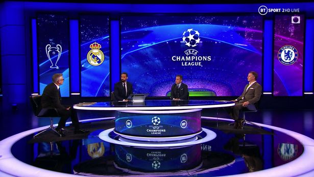 Gary Lineker forced to pull out of BT Sport Champions League coverage