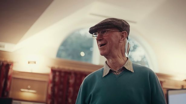 Emotional Jack Charlton documentary set to raise £1million for dementia charity