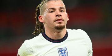 Leeds United's Kalvin Phillips may have booked Euros spot after England win over Poland