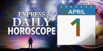 Daily horoscope for April 1: Your star sign reading, astrology and zodiac forecast
