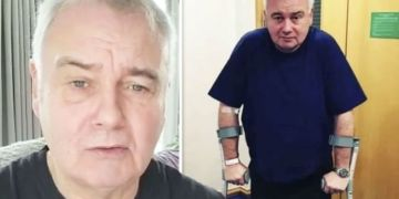 Eamonn Holmes admits he woke up in pain as he thanks fans for support amid health battle