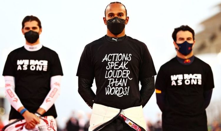 'No one has the right to tell us to shut up' – Lewis Hamilton blasts anti-activism critics