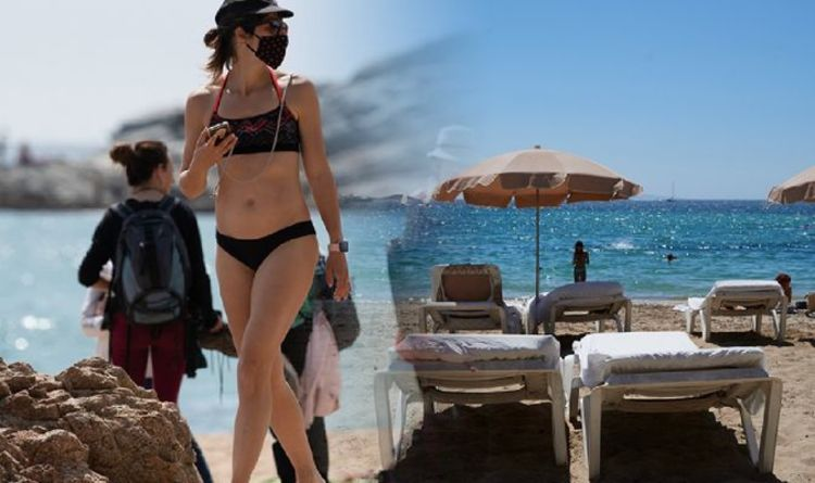 Spain: Balearic Islands to remove face mask rule for beaches if 'two conditions' are met