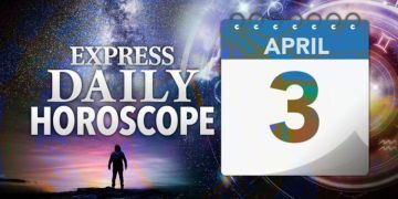 Daily horoscope for April 3: Your star sign reading, astrology and zodiac forecast