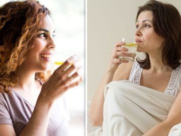Lemon water health benefits: From hydration to wrinkle prevention and curbing cravings