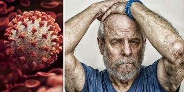 Covid symptoms: The different types of rashes coronavirus can cause
