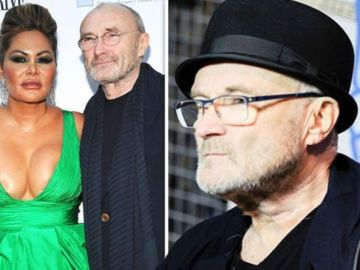 Phil Collins' ex-wife says she felt 'trapped in golden cage' and 'unhappy' in marriage