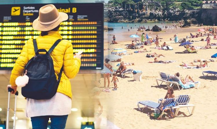 Holidays: Boris Johnson says foreign travel may not go ahead for summer – latest update