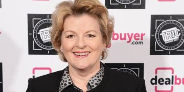Brenda Blethyn can't imagine ever facing final curtain 'being 75 won't slow me down'