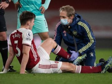 Arsenal discover Kieran Tierney injury return date with new Martin Odegaard concern