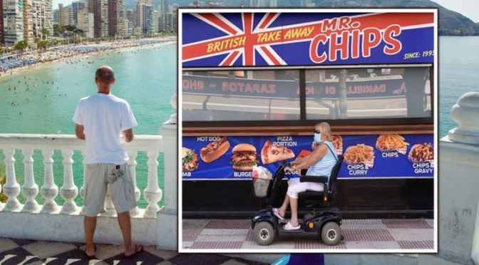 Benidorm expat shares 'difficulty' of life in resort during lockdown as well as the perks