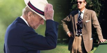 Dashing Prince Philip - how the deceased Duke of Edinburgh was a style icon