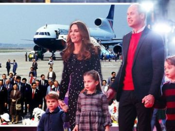Royal travel: Etiquette expert shares what's expected of Cambridge children on state visit