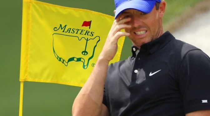 Masters cut line: Rory McIlroy misses cut - Full list of players removed from Augusta