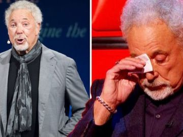 Tom Jones talks health after doctor's warning 'That's all the medication I take thank God'