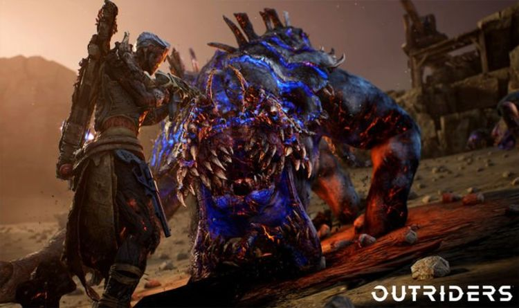 Outriders Xbox update out today but comes with Inventory patch notes warning