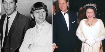 Sir Tom Jones and The Beatles' Sir Ringo Starr share photos with Prince Philip in tribute