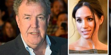 Jeremy Clarkson blasts Meghan for damaging Royal Family as he 'sidesteps' cancel culture