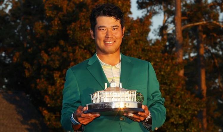 Hideki Matsuyama wins The Masters for first major title at Augusta to create history