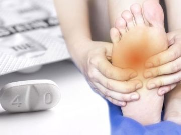 Statin-induced muscle pain may increase these three side effects in your feet and legs