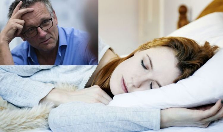 'I've been sleeping better' Dr Michael Mosley says eating probiotics have helped his sleep