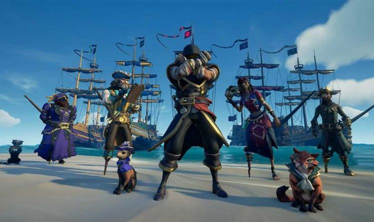 Sea of Thieves Season 2 release time and launch date news for April 15