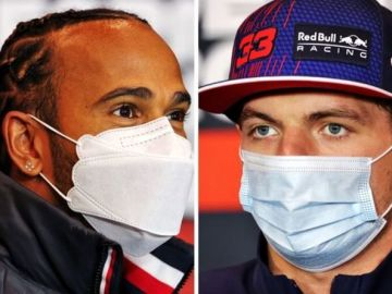 Lewis Hamilton has Max Verstappen rivalry doubts - 'I hope it's all it's cracked up to be'