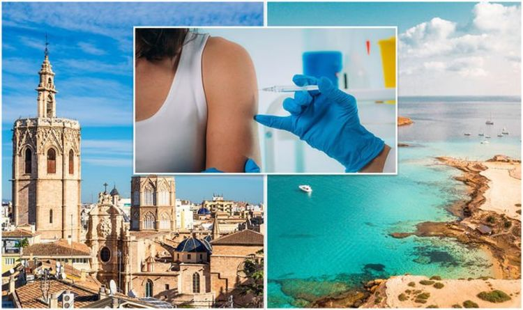Spain: Foreign Office issues major vaccination update for British expats – regional rules