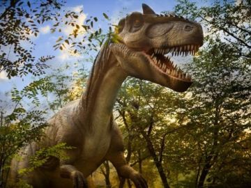 Real-life Jurassic Park with more than 100 dinosaurs coming to Manchester