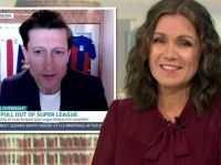 'Bet you're glad Piers wasn't on' Susanna Reid causes stir ex Steve Parish interview