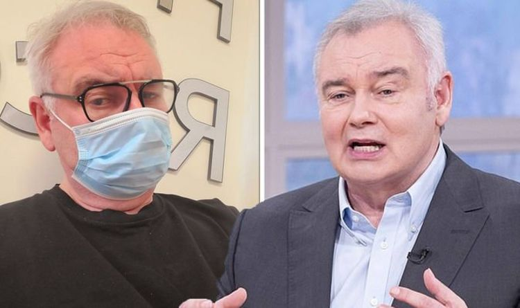 'Thought I was turning a corner' Eamonn Holmes' health goes backward days after 'comeback'