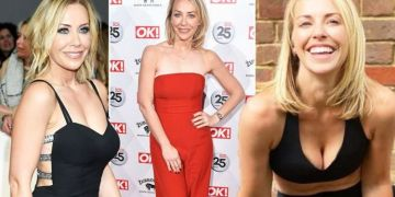 Laura Hamilton: Place In The Sun host on 'fat burning' keto diet plan - 'lots of benefits'