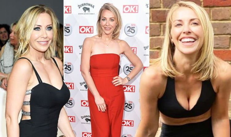 Laura Hamilton: Place In The Sun host on 'fat burning' keto diet plan – 'lots of benefits'