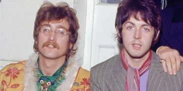 Lennon and McCartney's joyful last-ever meeting: They even discussed a Beatles 'reunion'