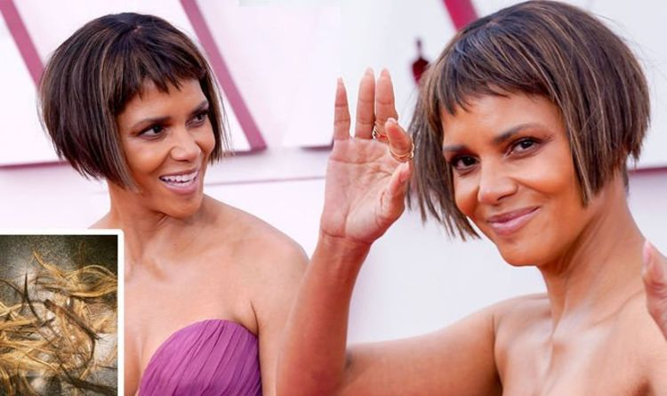 Halle Berry's dramatic transformation for Oscars 2021 leaves fans majorly divided