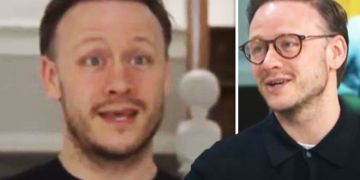 'Life begins again' Kevin Clifton addresses major career move live on GMB after set backs