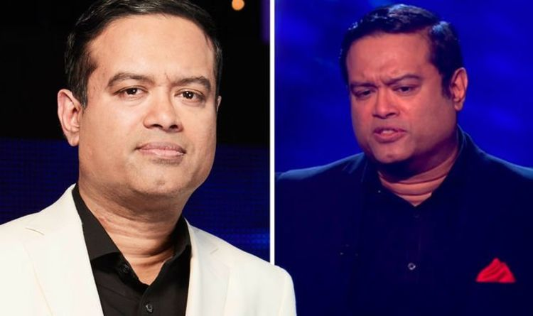 Paul Sinha: The Chase star tells fans he's a 'poor typist now' amid Parkinson's diagnosis