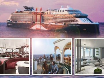 Celebrity Cruises' Beyond: Cabins, dining, entertainment and prices explained