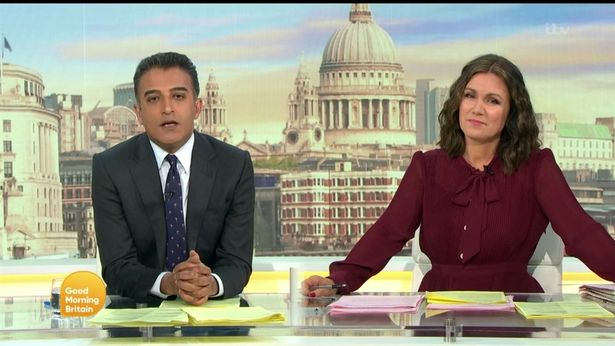 Good Morning Britain viewers turning off over 'annoying' host Adil Ray