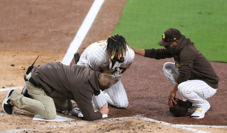 Padres star Fernando Tatis Jr. placed on injured list for 10 days
