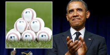'Congratulations for taking a stand': Obama backs MLB decision to withdraw All-Star game from Georgia amid voting rights row