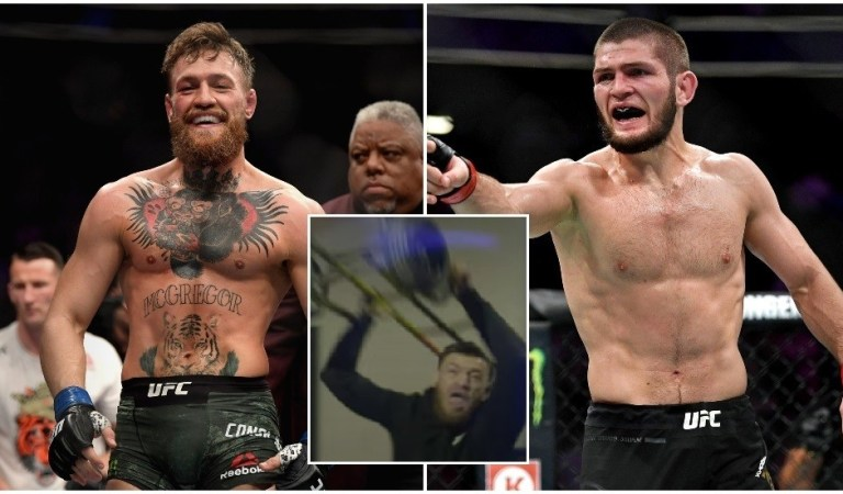 'The Dagi on the bus goes poo, poo, poo': McGregor insults Khabib on 3rd anniversary of Russian star's UFC title win