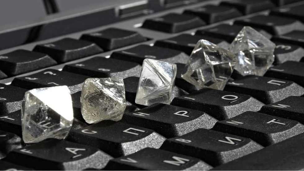 Russia's Alrosa sees diamond sales triple for second month in row as demand in US & China remains strong