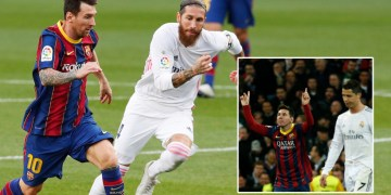 Lionel Messi set to tie all-time El Clasico appearance record – but will Saturday's LaLiga clash against Real Madrid be his last?