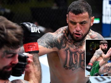 'I used to be great': UFC wildman Mike Perry faces uncertain future after busting nose, enduring mockery for latest defeat (VIDEO)