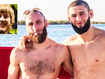 'Georgians are everywhere': UFC's Kutateladze responds to taunts from UK fighter Pimblett by issuing grim warning over 'politics'