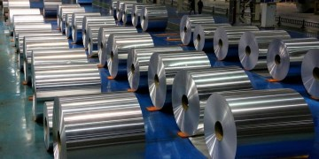 Aluminum price hits 3-year high on strong trade data from China